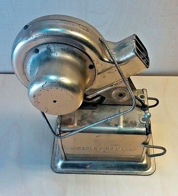 Vintage MIRACLE FIRE MAKER A. ROWLEY Tool & Eng Co. Brass UNTESTED