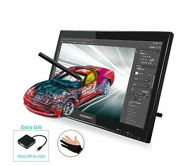 "Huion GT-190 Art Drawing Graphics Monitor Tablet 19"" Display For Design AU Stock"