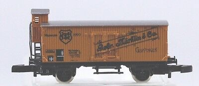 Marklin Z Gauge 1990 Museum Car, LN
