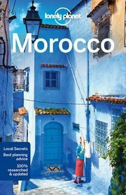 NEW Morocco By Lonely Planet Travel Guide Paperback Free Shipping