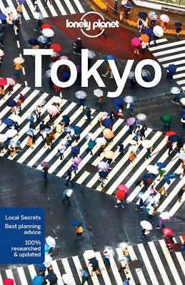 NEW Tokyo By Lonely Planet Travel Guide Paperback Free Shipping