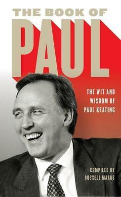 NEW The Book of Paul By Russell Marks Hardcover Free Shipping