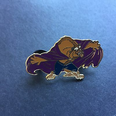 Beast 2001 from Beauty and the Beast RARE Disney Pin 4321