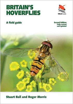 Britain's Hoverflies A Field Guide, Revised and Updated Second ... 9780691164410