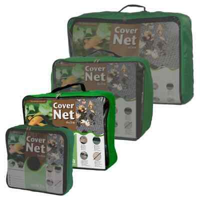 Velda cover net 2x3m pond guard pest deterrent fish for Garden pond guards