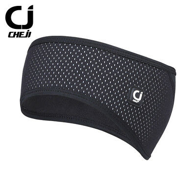 CHEJI Cycling Fleece Thermal Ear Warmers Earmuffs Outdoor Sports Headbands