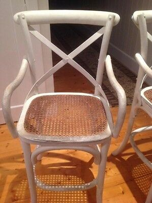 Bar stools - French provincial style