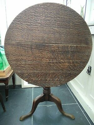 Georgian tripod, tilt top supper table