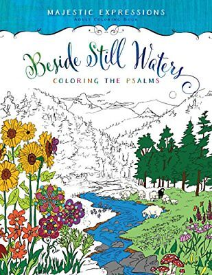 Beside Still Waters By Kim Norlien Complete Master Pieces Puzzle