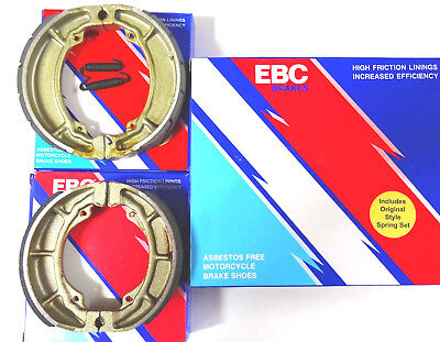 Yamaha TW 125 Trailway 1999 - 02 EBC Bremsbacken brake shoes hinten Y503