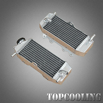 Aluminum Radiator For Yamaha YZ250F YZ250 WR250F 2001-2005 2002 2003 2004 A Pair