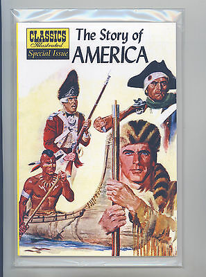 Classics Illustrated Special (2007) #132A VF+ Cameron, The Story of America