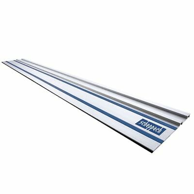 B#Scheppach Guide Lead Rail for Plunge Saws PL75/PL55 140 cm Metal 4901802701