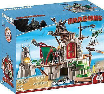 Playmobil - Dragons - 9243 - Berk - NEU OVP