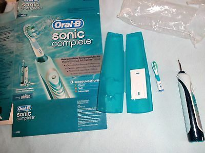Oral B Sonic Complete