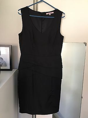 Review Brand Black Cocktail Dress Size 12