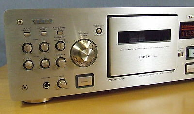 Teac V8030S, 3-Head, Direct-Drive,  Dolby S, Calibration, With New Belts