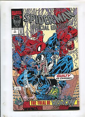 Spider-Man Special Edition #1 (9.2) The Trial Of Venom-With Insert From Unicef!