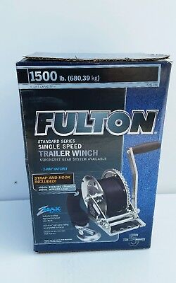 Fulton Trailer Winch