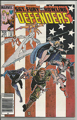 The New Defenders #147 (Sept 1985,Marvel)