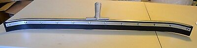 "Dqb 36"" Curved Floor Squeegee # 10913 For Commercial & Industrial Use, No Handle"