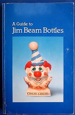 1988 A Guide To Jim Beam Bottles 13th Edition by Cembura & Avery SC Book