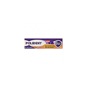 NEW Polident Denture Adhesive for Partials 40.0 g
