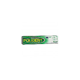 NEW Polident Denture Adhesive Cream Fresh Mint 60g