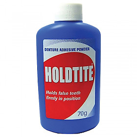 NEW Holdtite Denture Powder 70g