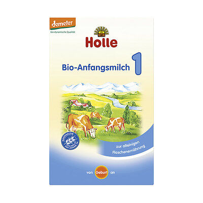 Holle Bio-Anfangsmilch 1, 400g ++ Top Angebot ++