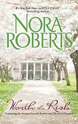 Worth the Risk by Roberts, Nora Book The Cheap Fast Free Post