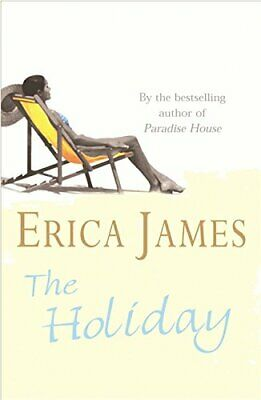 The Holiday by James, Erica Paperback Book The Cheap Fast Free Post