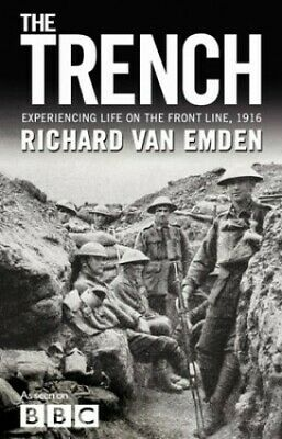 The Trench by Van Emden, Richard Paperback Book The Cheap Fast Free Post