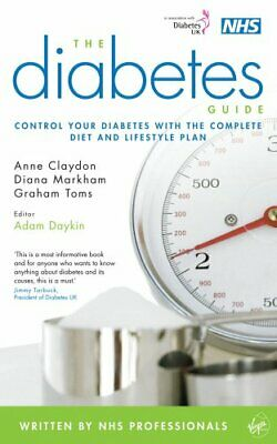 The Diabetes Guide, Toms, Graham Paperback Book The Cheap Fast Free Post