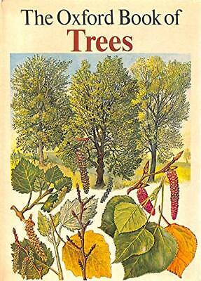 Oxford Book of Trees by Clapham, A. R. Hardback Book The Cheap Fast Free Post
