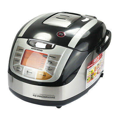 Multikocher REDMOND RMC M70 Multivarka Multiwarka Мультиварка Multicooker black