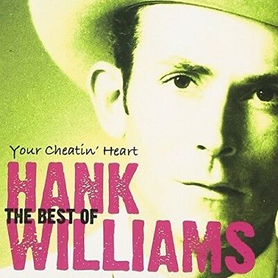 Hank Williams - Your Cheatin Heart: Best of Williams [New CD]