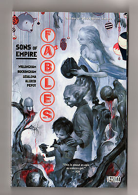 Fables TP Vol 09 Sons Of Empire by Bill Willingham  SALE
