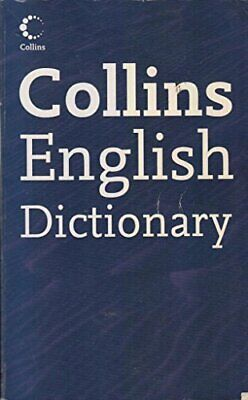 Collins English Dictionary by anon` Book The Cheap Fast Free Post