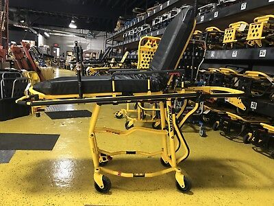 Stryker EZ PRO Demo Ambulance Stretcher Service Ready - FREE SHIP! A+ #2819
