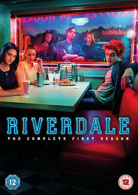 Riverdale: The Complete First Season DVD (2017) K.J. Apa cert 12 3 discs