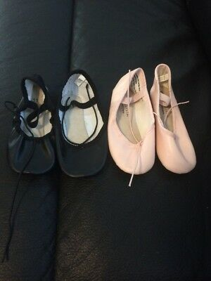 Lot Of Two Size 11 Ballet Shoes