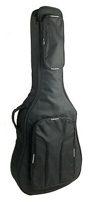 Gear Buddy Deluxe Classical Guitar Padded Gig Bag with Backpack Straps