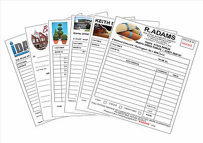 Invoice In Access X Personalised A Ncr Invoicereceipt Book Pad Duplicate  How To Organize Receipts For A Small Business Excel with Receipt Maker Online Free Excel Personalised Invoice Receipt Quote Book Pad Full Colour A For Any Trade Proforma Tax Invoice