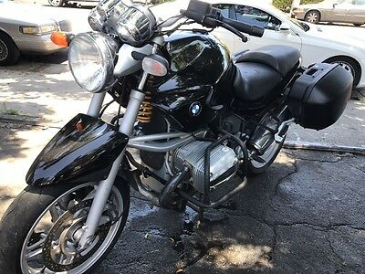 2002 BMW R-Series  2002 BMW R1150R  53k MILES RUNS EXCELLENT FROM POLICE DEPT