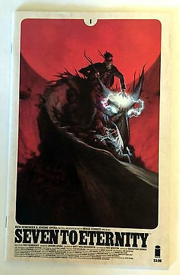 Seven to Eternity 1 cover C Image Remender Opena Robinson variant!