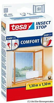 TESA Insect Stop Comfort - mosquito nets (141 g, 1300 x 10 x 1300 mm, ABS sinté