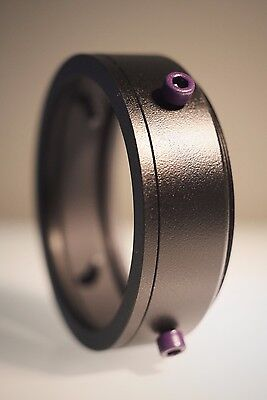 ANAMORPHIC LENS FRONT FILTER CLAMP - 72mm (SANKOR KOWA ISCO SINGER ZEISS & MORE)