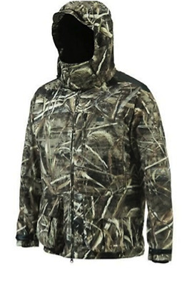 BERETTA Waterfowler Max 5 Realtree Camo Jacket Waterproof NEW