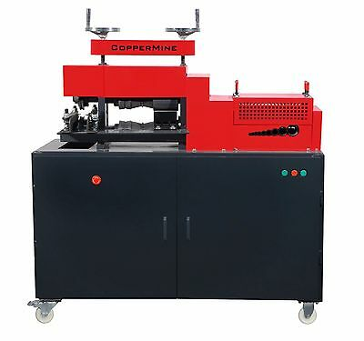 NEW Industrial BX Armored Cable & Copper Wire Stripping Machine